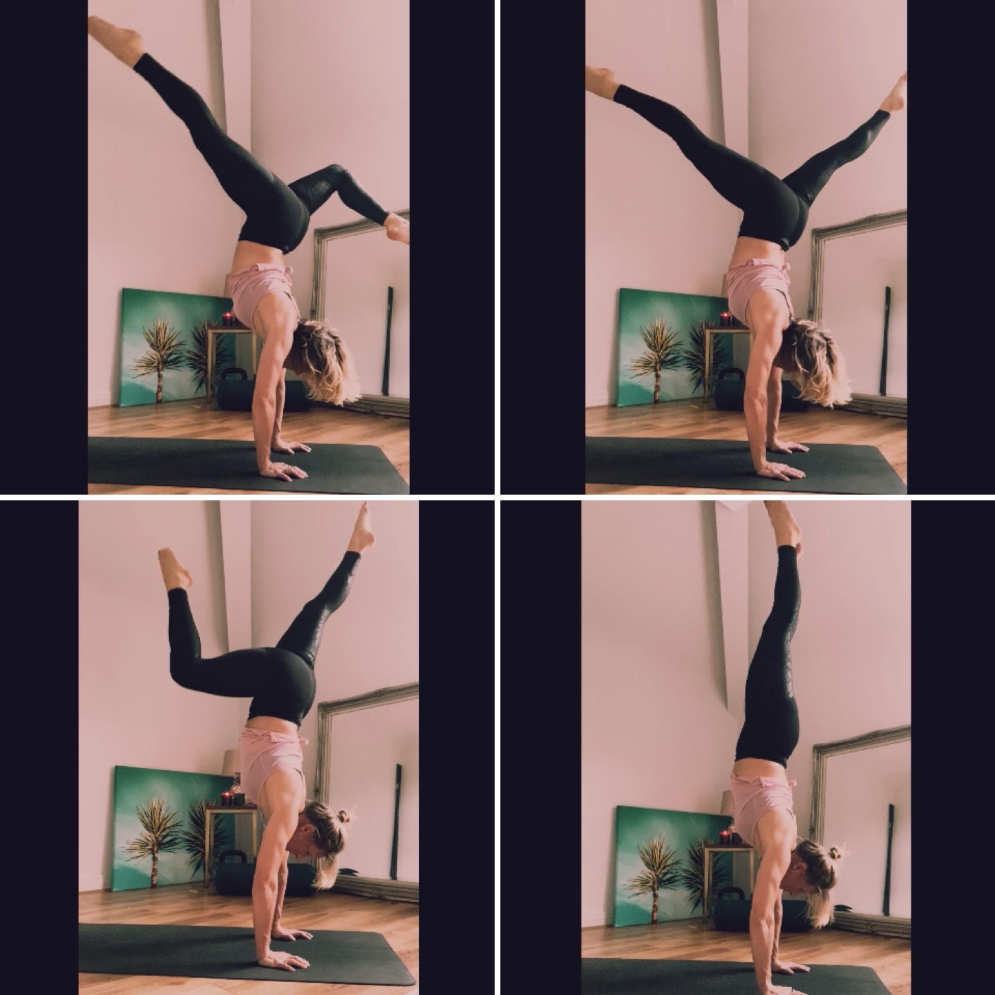 Handstands Training